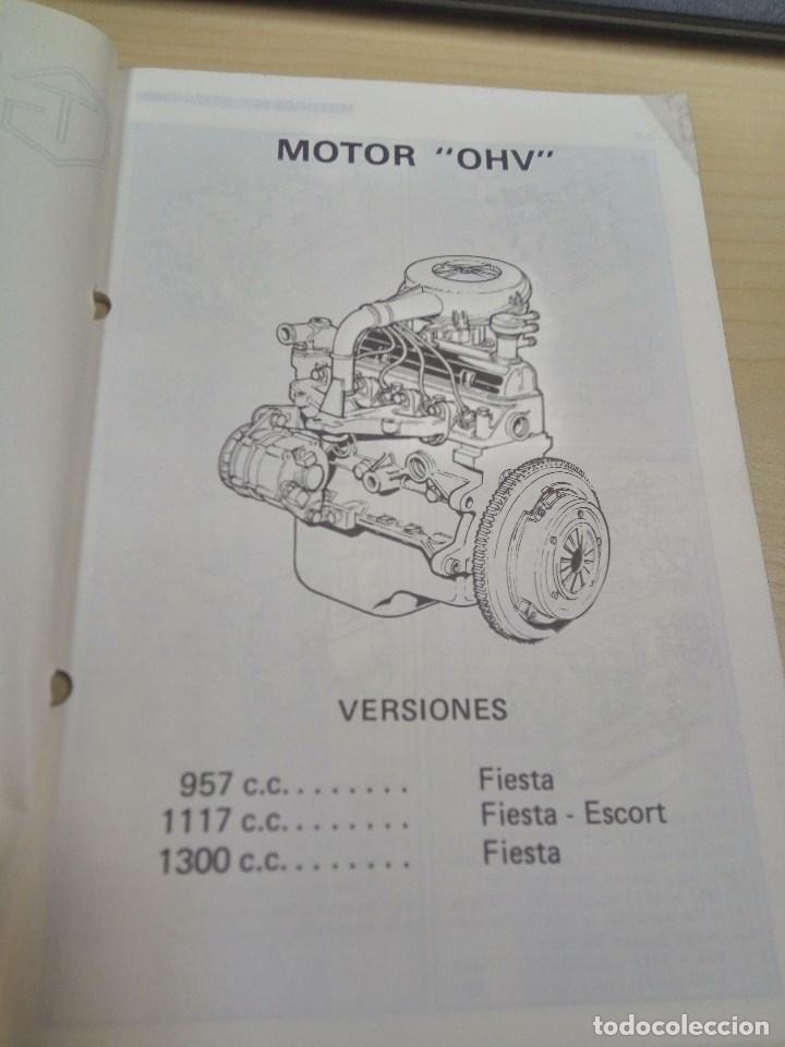 Coches y Motocicletas: GUIA DE TASACIONES FORD FIESTA Y FORD ESCORT 1982 - Foto 2 - 120242419