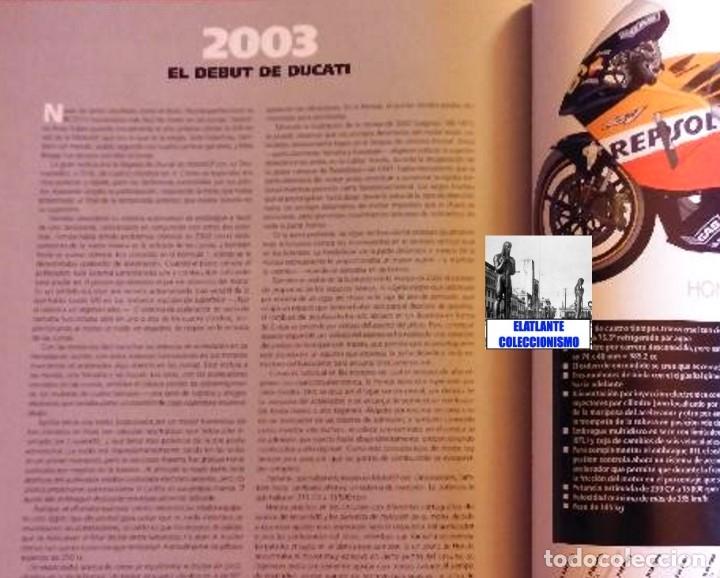 Coches y Motocicletas: LAS MOTOS DE GRAN PREMIO G.P. HISTORIA OFICIAL DE LA TÉCNICA DE COMPETICIÓN - KEVIN CAMERON - NUEVO - Foto 7 - 120320452