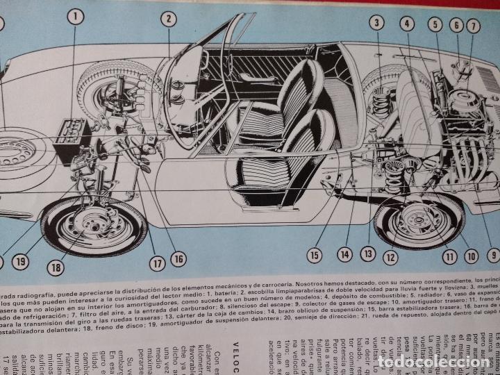 Coches y Motocicletas: ENCICLOPEDIA DEL AUTOMÓVIL.RAFAEL ESCAMILLA.EDITORIAL LINOSA. AÑO 1969. OBRA COMPLETA 3 TOMOS - Foto 10 - 120432891