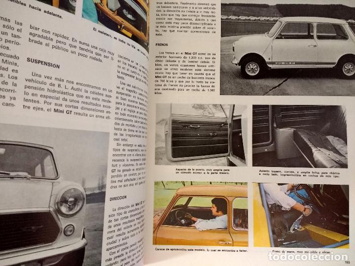 Coches y Motocicletas: ENCICLOPEDIA DEL AUTOMÓVIL.RAFAEL ESCAMILLA.EDITORIAL LINOSA. AÑO 1969. OBRA COMPLETA 3 TOMOS - Foto 13 - 120432891