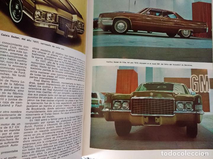 Coches y Motocicletas: ENCICLOPEDIA DEL AUTOMÓVIL.RAFAEL ESCAMILLA.EDITORIAL LINOSA. AÑO 1969. OBRA COMPLETA 3 TOMOS - Foto 14 - 120432891