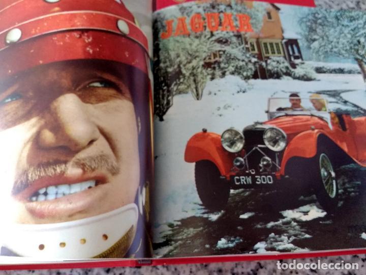 Coches y Motocicletas: ENCICLOPEDIA DEL AUTOMÓVIL.RAFAEL ESCAMILLA.EDITORIAL LINOSA. AÑO 1969. OBRA COMPLETA 3 TOMOS - Foto 16 - 120432891