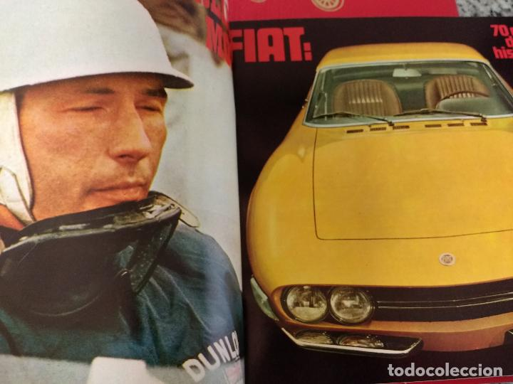 Coches y Motocicletas: ENCICLOPEDIA DEL AUTOMÓVIL.RAFAEL ESCAMILLA.EDITORIAL LINOSA. AÑO 1969. OBRA COMPLETA 3 TOMOS - Foto 17 - 120432891