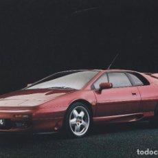 Coches y Motocicletas: CATÁLOGO ORIGINAL LOTUS SPRIT S4 1993. Lote 120438395