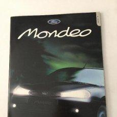 Coches y Motocicletas: FOLLETO CATALOGO PUBLICIDAD ORIGINAL FORD MONDEO 1999. Lote 120488703