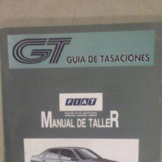 Coches y Motocicletas - MANUAL TALLER FIAT TEMPRA MARZO 1995 GUIA DE TASACIONES - 120709635