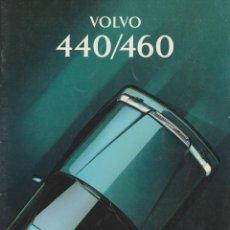 Coches y Motocicletas: CATÁLOGO ORIGINAL VOLVO 440/460 1994. Lote 120725307