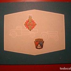 Coches y Motocicletas: FORD EBRO. Lote 120824923