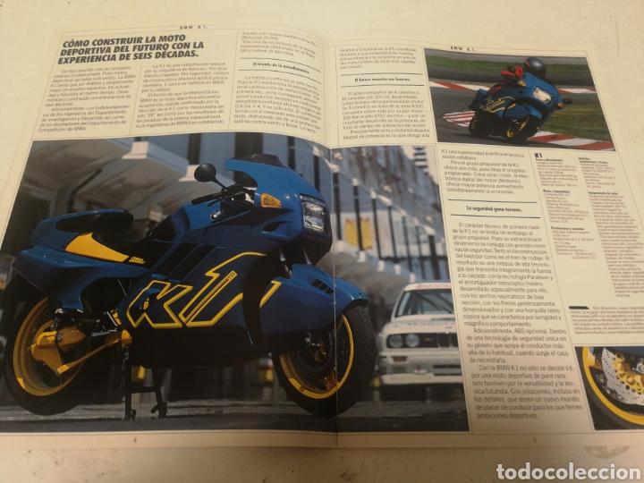 Coches y Motocicletas: Catalogo motos bmw 1989 y club bmw 1990 - Foto 3 - 120829782