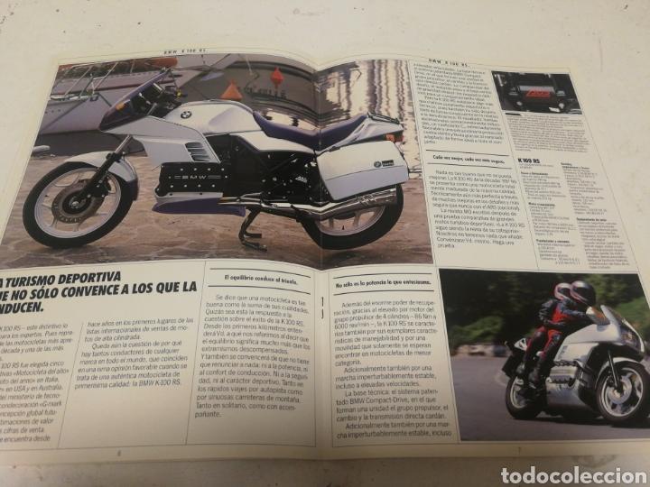 Coches y Motocicletas: Catalogo motos bmw 1989 y club bmw 1990 - Foto 4 - 120829782