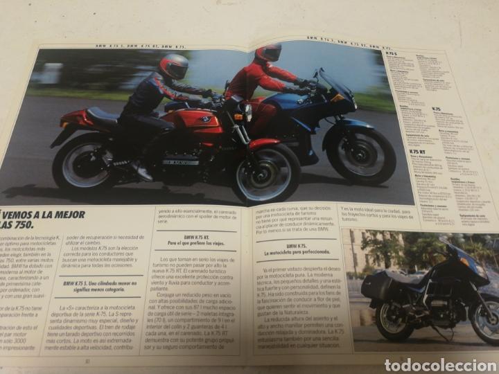 Coches y Motocicletas: Catalogo motos bmw 1989 y club bmw 1990 - Foto 5 - 120829782