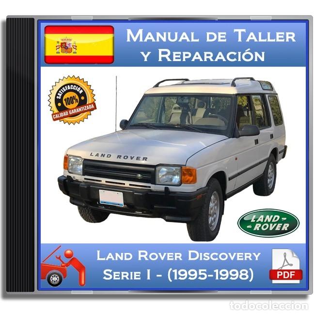 land rover discovery i 1995 1998 manual d comprar cat logos rh todocoleccion net