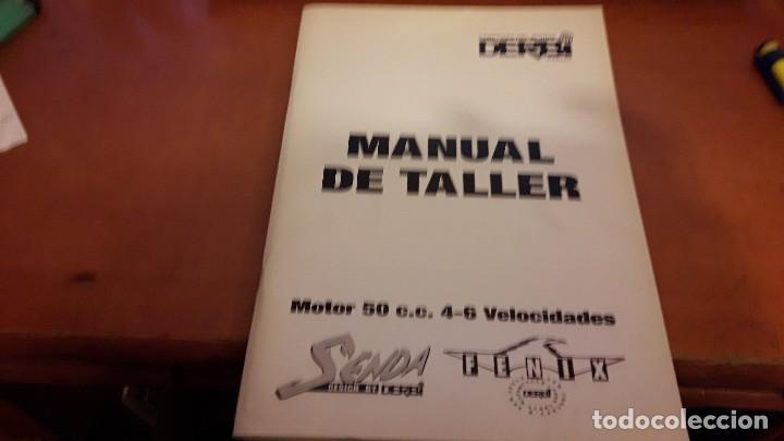 manual montaje derbi senda