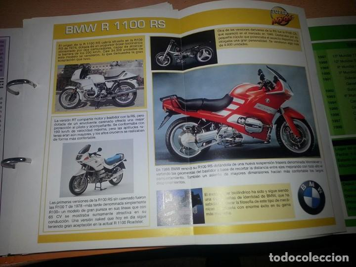 Coches y Motocicletas: SUPER MOTOS,.80 FICHAS DESPLEGABLES. ( VER DESCRIPCION) - Foto 8 - 123312435