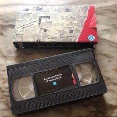 Coches y Motocicletas: CINTA VHS VOLKSWAGEN GOLF MK3 III ASI HEMOS HECHO EL NUEVO GOLF. Lote 124276415