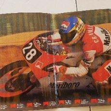 Coches y Motocicletas - Calendario Marlboro motociclismo año 1989 - 124294515