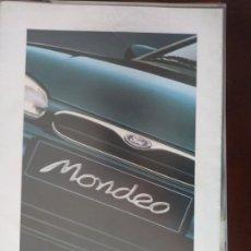 Coches y Motocicletas: CATÁLOGO FORD MONDEO. Lote 124793422