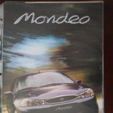 Coches y Motocicletas: CATÁLOGO FORD MONDEO. Lote 160260402