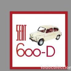 Coches y Motocicletas: AZULEJO 20X20 DE SEAT 600 D. Lote 125646103
