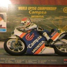 Coches y Motocicletas: HONDA CAMPSA SITO PONS MOTOCICLETAS. Lote 103312966