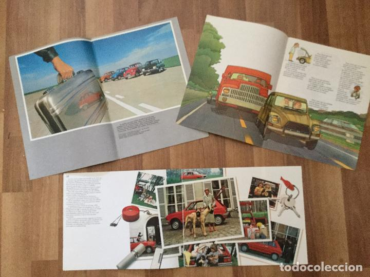 Coches y Motocicletas: CITROEN CATALOGO DYANE 6 2CV 6, LNA 1986.LINA BERLINE, CHARLESTON - Foto 2 - 126528015