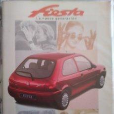 Coches y Motocicletas: CATÁLOGO FORD FIESTA. Lote 126552055