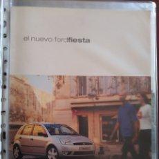 Coches y Motocicletas: CATÁLOGO FORD FIESTA. Lote 126552340