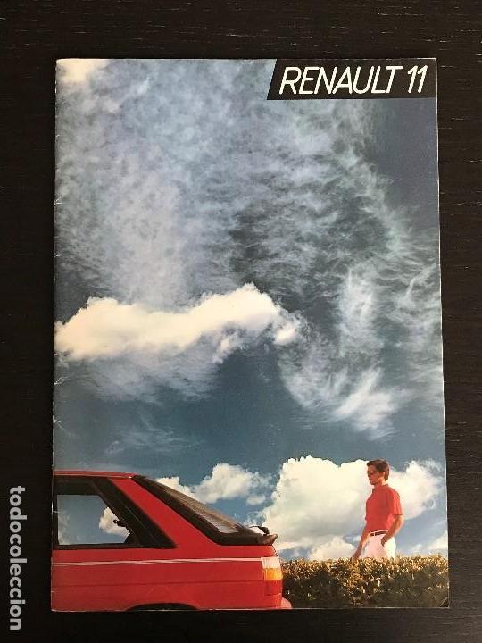 1986 Renault 11 Turbo Gtc Gtl Tse Gtx Txe Gtd Comprar Catlogos