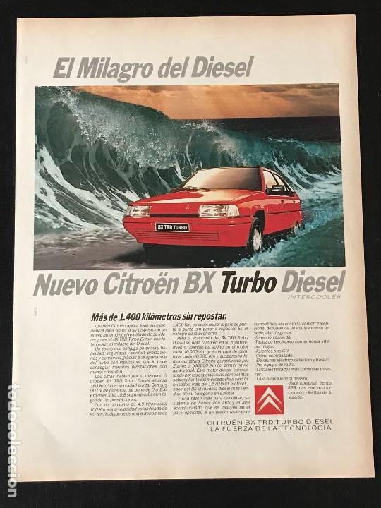 citroen bx diesel manual