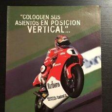 Coches y Motocicletas: GP CATALUNYA MOTO GRAN PREMIO MARLBORO - ANUNCIO RECORTE PUBLICIDAD DE REVISTA. Lote 128589627