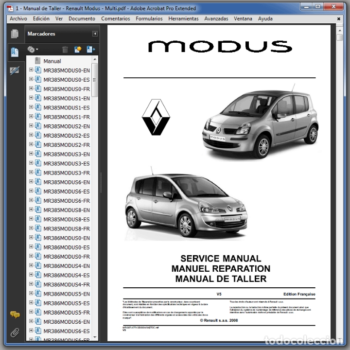 electronic service manual renault modus 1 manuals and user guides rh myxersocialradio com