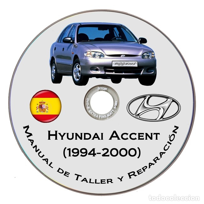Coches y Motocicletas: Hyundai Accent - Series (1994-2000) - Manual de Taller - Español - Foto 2 - 102806363