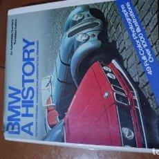 Coches y Motocicletas: LIBRO BMW HISTORY. Lote 129279471