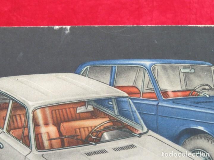 Coches y Motocicletas: LIBRO CONSTRUCCION Y MANTENIMIENTO COCHE RUSO VAZ - LADA ? SEAT 124 DEL ESTE - 1976 - Foto 26 - 129689387