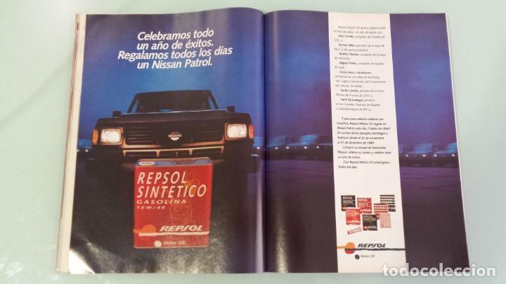 ANUNCIO PUBLICIDAD REPSOL NISSAN PATROL (Coches y Motocicletas Antiguas y Clásicas - Catálogos, Publicidad y Libros de mecánica)