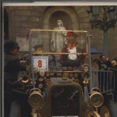 Coches y Motocicletas: XIV RALLYE INTERNACIONAL COCHES DE EPOCA BARCELONA SITGES 1972 GASTOS DE ENVIO GRATIS RALLY. Lote 130839040