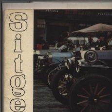 Coches y Motocicletas: IX RALLYE INTERNACIONAL COCHES DE EPOCA BARCELONA SITGES 1967 GASTOS DE ENVIO GRATIS. Lote 130839620