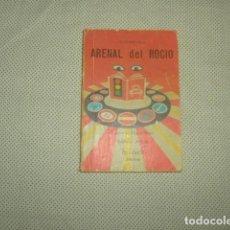 Coches y Motocicletas: LIBRO AUTO ESCUELA ARENAL DEL ROCIO . HUELVA . 1978. Lote 130955392
