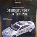 Coches y Motocicletas: FASZINATION MERCEDES-BENZ / STERNSTUNDEN DER TECHNIK / HAMPP VERLAG / EN ALEMÁN.. Lote 131564130