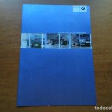 Coches y Motocicletas: CATÁLOGO - BMW ESCUELA DE CONDUCCIÓN 2005. Lote 131707250