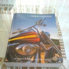Coches y Motocicletas: LIBRO HARLEY DAVIDSON:. Lote 132760670