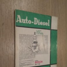 Coches y Motocicletas: REVISTA AUTO-DIESEL. VII AÑO Nº 83 MAYO 1967. KLAM. Lote 132954286
