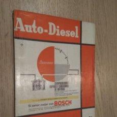 Coches y Motocicletas: REVISTA AUTO-DIESEL. VI AÑO Nº 71 MAYO 1966. KLAM. Lote 132954978
