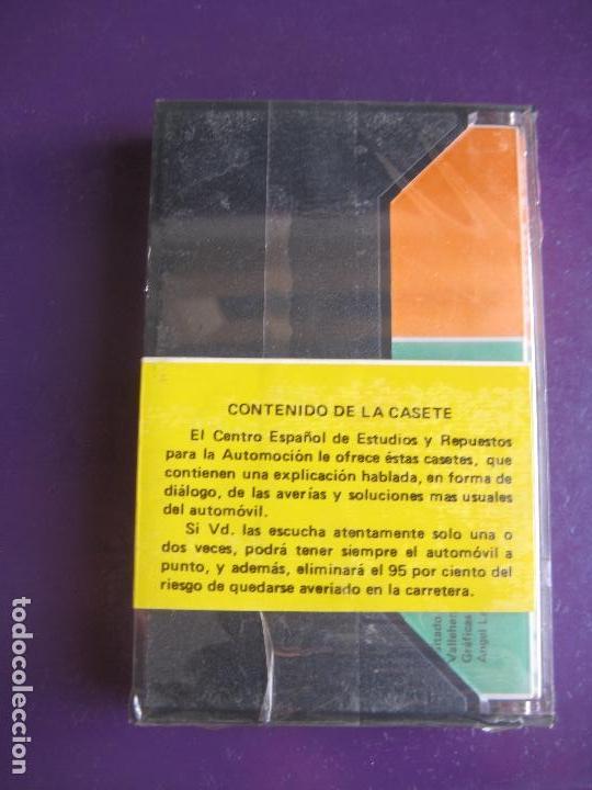 Coches y Motocicletas: RENAULT 8 CASETE BRICOLAGE DEL AUTOMOVIL - ESCAMILLA - PRECINTADO - Foto 2 - 146585156