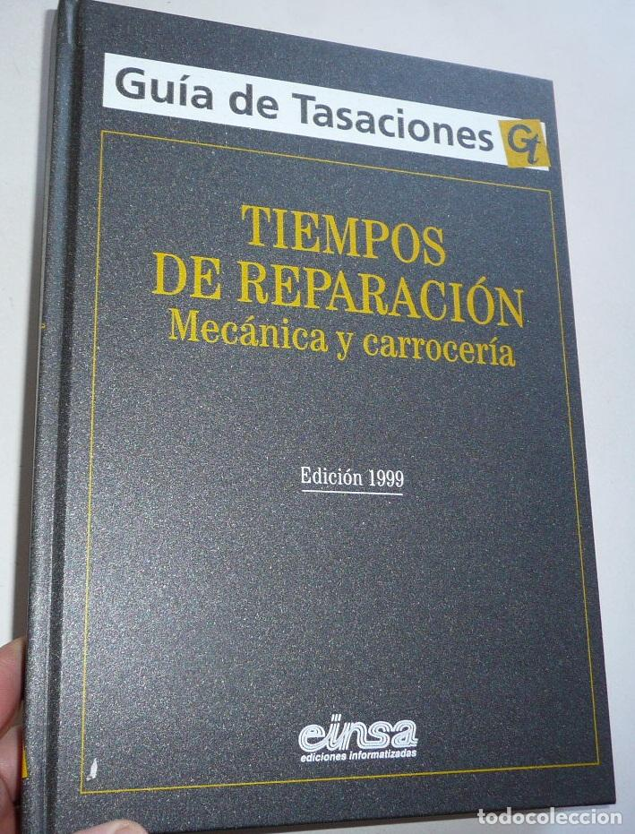 Coches y Motocicletas: Anuario gráfico de componentes del automóvil + Tiempos de reparación mecánica carrocería EINSA 1999 - Foto 6 - 133679730