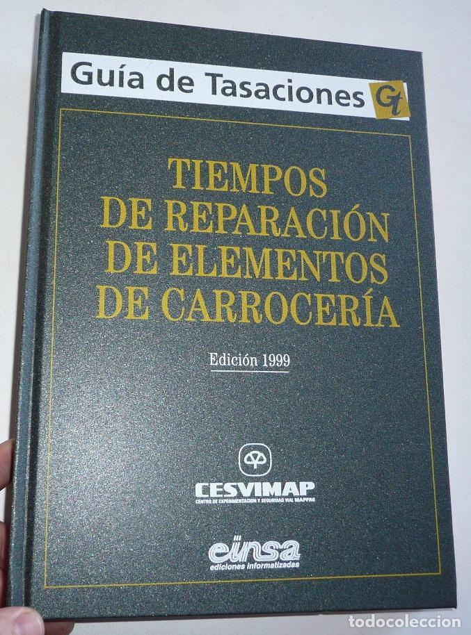 Coches y Motocicletas: Anuario gráfico de componentes del automóvil + Tiempos de reparación mecánica carrocería EINSA 1999 - Foto 8 - 133679730
