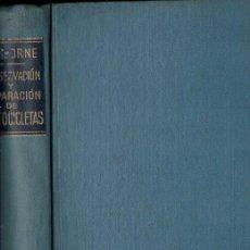 Coches y Motocicletas: BERNAL OSBORNE : CONSERVACIÓN Y REPARACIÓN DE MOTOCICLETAS (MONTESÓ, 1959). Lote 133786554