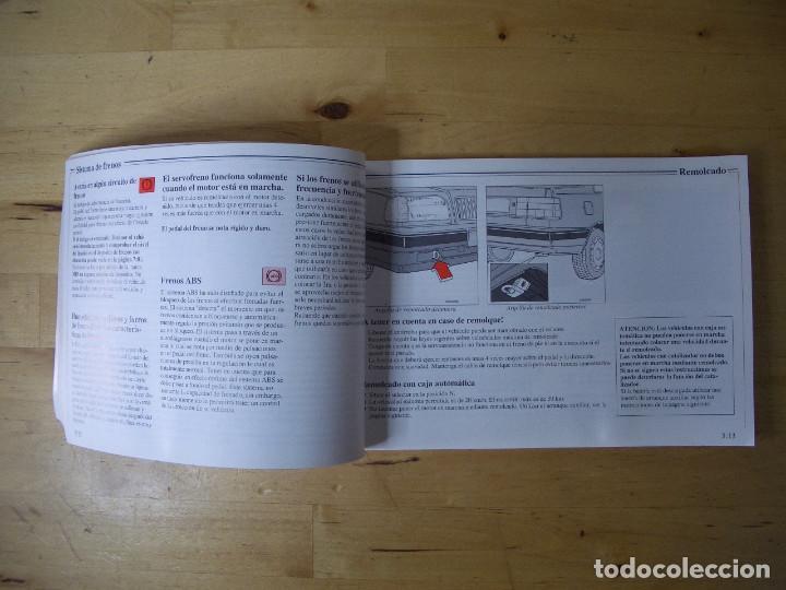 Coches y Motocicletas: VOLVO 850 LIBRO INSTRUCCIONES MANUAL TP3290/1 - Foto 4 - 134197082