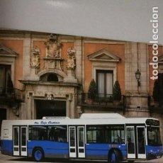 Coches y Motocicletas: CATALOGO AUTOBUSES A GAS NATURAL IVECO PEGASO IRISBUS (ZCETA). Lote 134343382
