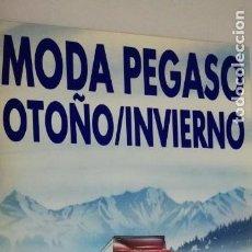 Coches y Motocicletas: CATALOGO MODA OTOÑO INVIERNO PEGASO (ZCETA). Lote 134343642